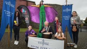 Road closure in Portlaoise for Old Fort Quarter Festival 2018