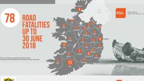 One fatality recorded in Longford as road deaths rise