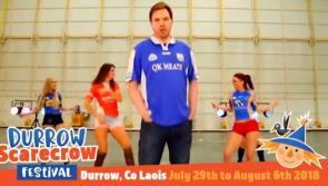 WATCH: Laois comedian Bernard O'Shea gets behind Durrow Scarecrow Festival