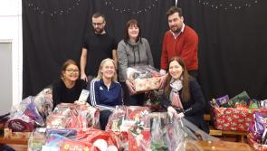 Stradbally parents raise thousands of euro for school with Christmas draw