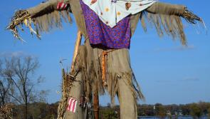 Prepare to be scared at the 10th Durrow Scarecrow Festival!
