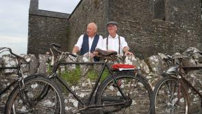 Make someone from Laois Ireland's Heritage Hero