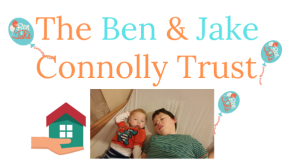 Happy announcement by Laois charity Ben & Jake Connolly Trust