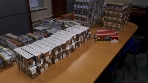 34,000 illegally imported cigarettes seized during raid in Longford