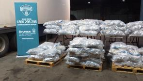 €5.4 million herbal cannabis smuggling attempt intercepted