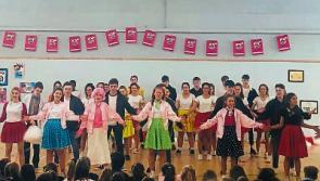 Grease the sound of first ever Mountrath Community School musical
