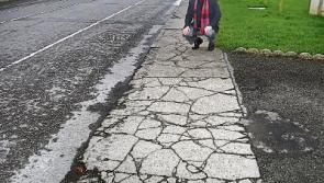 Scrap over €2.65m windfall to fix Laois footpaths