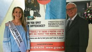 Laois Rose Maeve Dunne sets out to help GROW mental health charity