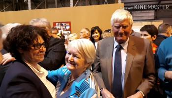 WATCH: Newly elected Laois councillor celebrates