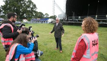 Bullish Electric Picnic boss is '100% of goahead' in Stradbally