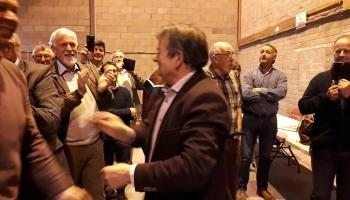 WATCH: Laois new councillor from Durrow celebrates