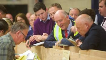 FINALLY - Laois returns first electoral area Portarlington/Graiguecullen 72 hours after polls close