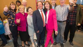 Laois Fine Gael Portlaoise poll-topper set to take the chain of office on Laois council