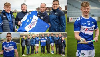 Laois GAA calling on Primary Schools to help design County kit
