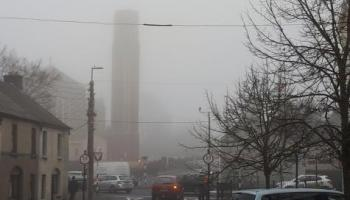 Dense fog on its way as status yellow warning issued to 18 counties