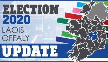 RESULTS: Eleventh count results announced in Laois-Offaly