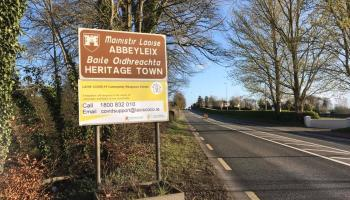 Ghost island wanted for safer traffic in busy Laois town