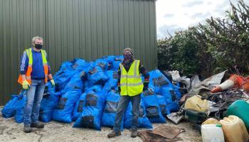 Laois autumn blitz in battle on dumping