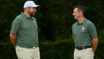 Shane Lowry with work to do after steady opening round at Olympic Games