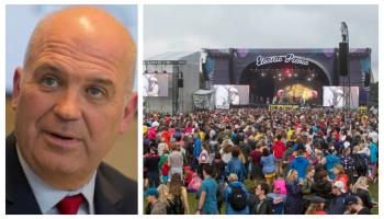Dr Holohan backs Electric Picnic but tells people to 'avoid crowds' in latest advice