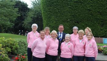 Laois golf club claim Silver medals in Golf Ireland final