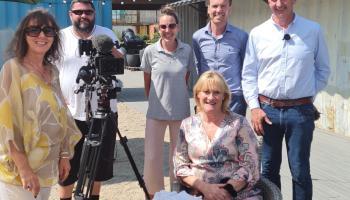 Portarlington's SOLAS goes Nationwide - tune in!