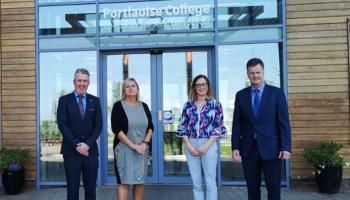 Science teacher appointed as Portlaoise Deputy Principal