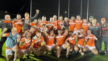 Conroy double powers Slieve Bloom to Junior 'B' football glory over Stradbally