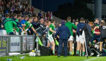 Laois GAA chief confirms County Board will be acting 'swiftly and appropriately' in championship brawl fallout
