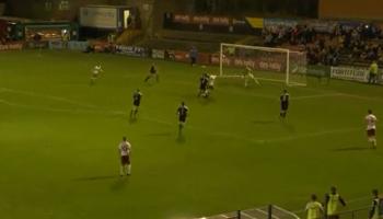 WATCH: Georgie Kelly scores a stunning goal in League of Ireland