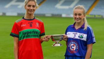 St Conleth's the stand out team as Laois Ladies senior football championship hots up