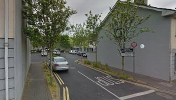 Demand for shoppers to park in Portlaoise residential square
