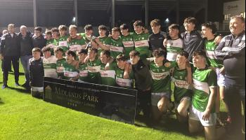 Kelly and Culliton strike for late goals to crown Na Fianna Minor 'B' hurling champs
