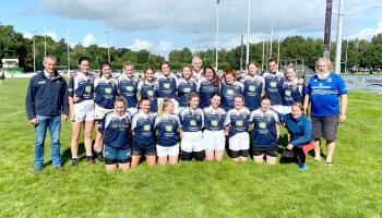 Portlaoise RFC Ladies go in search on cup glory