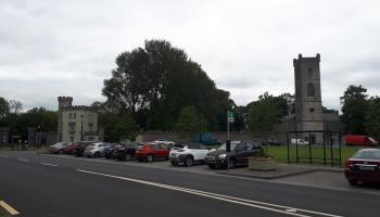 Speed ramap call to protect children at Laois school
