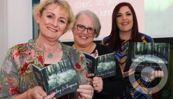 IN PICTURES: New Laois book called Healing Whispers launched to raise funds to help people with Motor Neurone Disease