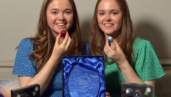 Laois foodie twins scoop five prizes at Blas na hÉireann awards