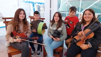 Portlaoise Comhaltas read to strike all the right notes as classes resume
