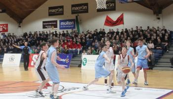 Young Laois basketballer wins scholarship for USA private school