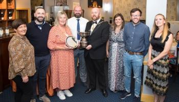 In PICTURES: Celebration time for Portlaoise Musical Society