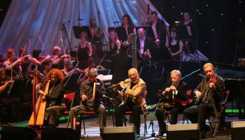 Laois Comhaltas pays tribute to The Chieftains legend Paddy Moloney