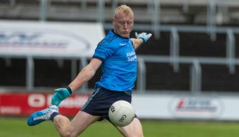 Powerful second half propels Ballyroan-Abbey to Laois senior football semi finals