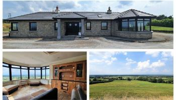PROPERTY WATCH: Laois bungalow with stunning panoramic view under the hammer