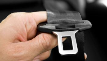 Midlands man put off the for not have children in seatbelts