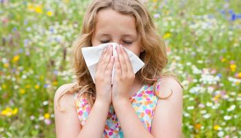 Hay fever sufferers hit with warning for next few days