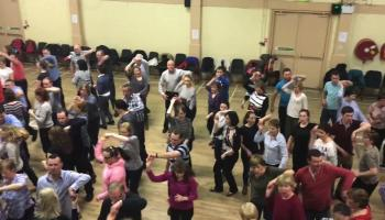 WATCH Arrive n Jive  in Laois where you can learn all the jiving moves