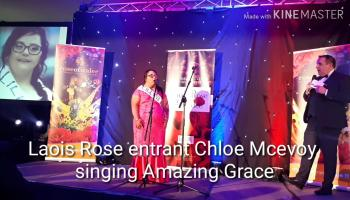 WATCH: Laois Rose entrant with Down Syndrome had an amazing night