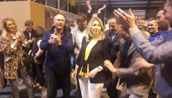 WATCH: Thomasina Connell is elected in Laois