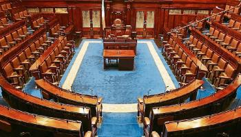 TD tells Dáil that public representatives have a role in 'dialing down division'