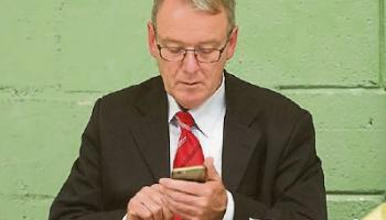 Sinn Féin's Stanley is 'up for a fight' with Fianna Fáil in Laois - Offaly